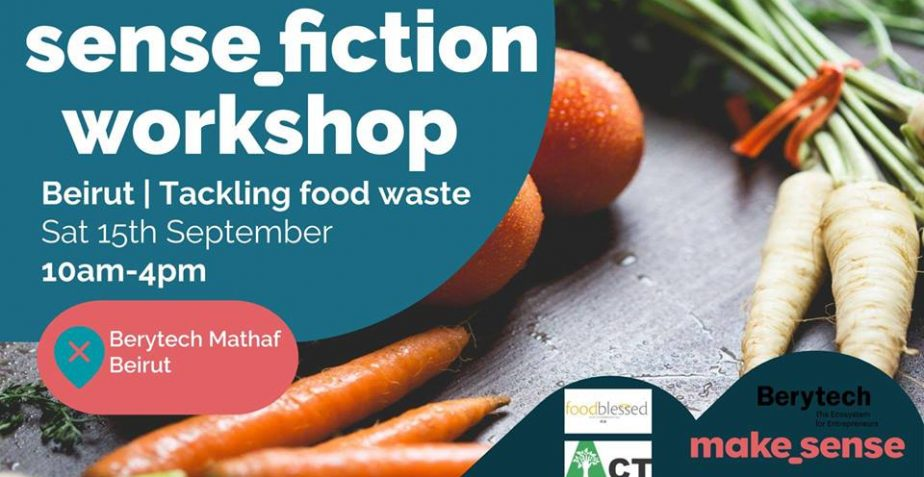 Food Waste SenseFiction